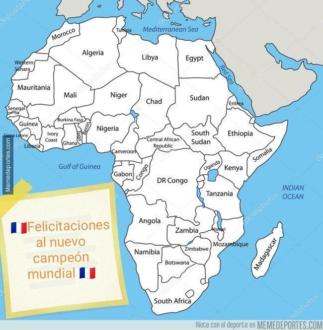 1045283 - El continente africano ya tiene su primera copa