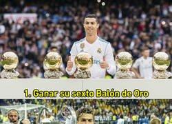 Enlace a Los retos pendientes de Cristiano Ronaldo tras salir del Real Madrid