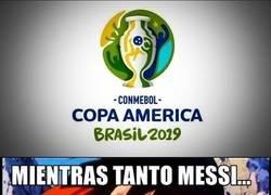 Enlace a La penúltima bala de Messi