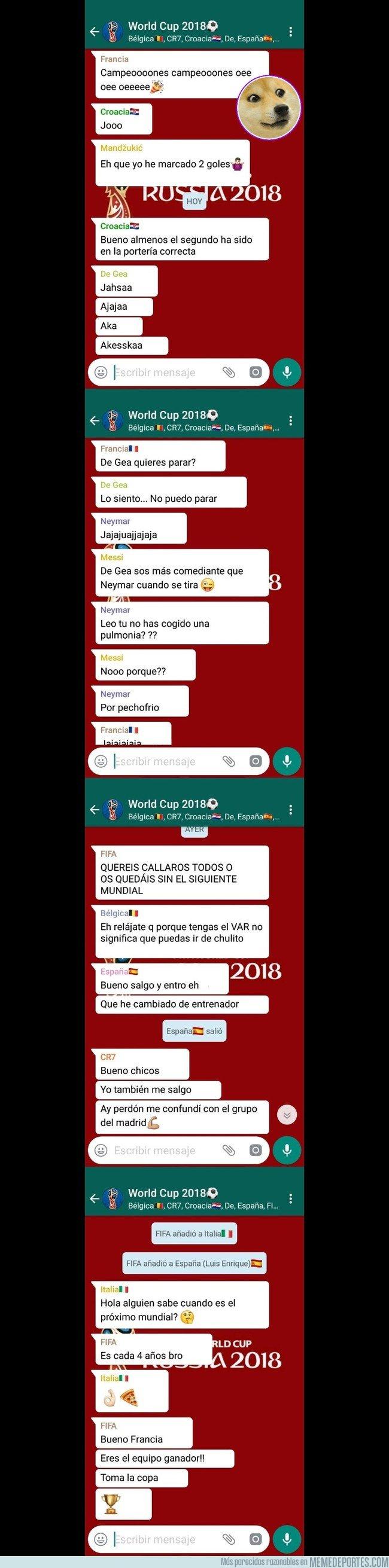 1045823 - Grupo de whatsapp del mundial