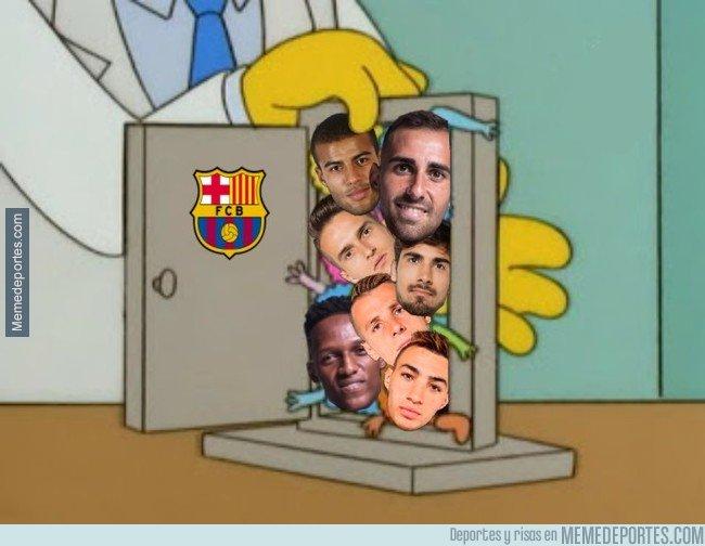 1045983 - La operación salida en Can Barça en estos momentos