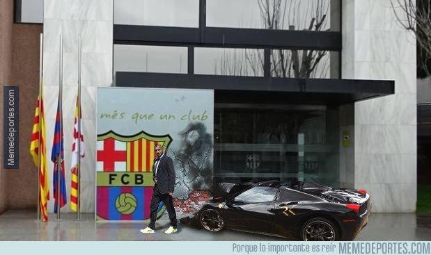 1046806 - Vidal llegando a Barcelona