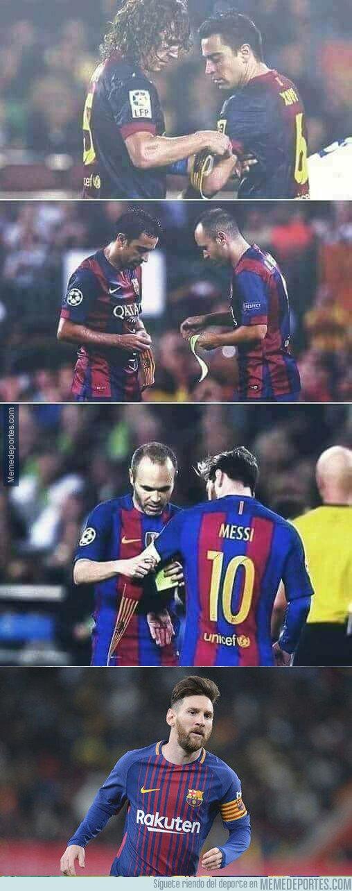1046840 - Messi toma el mando como primer capitán