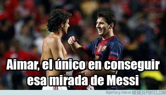 1046843 - Messi también tiene un ídolo