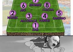Enlace a Mucho cuidado con la delantera del Deportivo Guadalajara