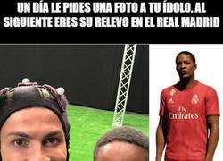 Enlace a Gran salto de Alex Hunter