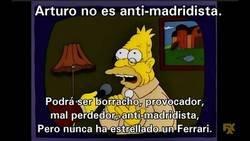 Enlace a ¿Será Arturo Vidal anti-madridista? Su padre habló en su defensa
