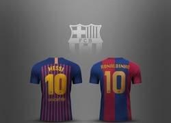 Enlace a El 10 del Barça. Puro talento