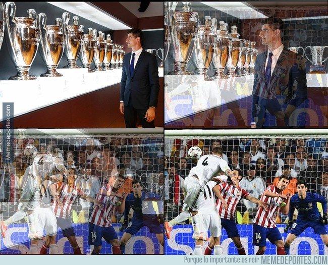 1047226 - Recuerdos en el museo del Madrid