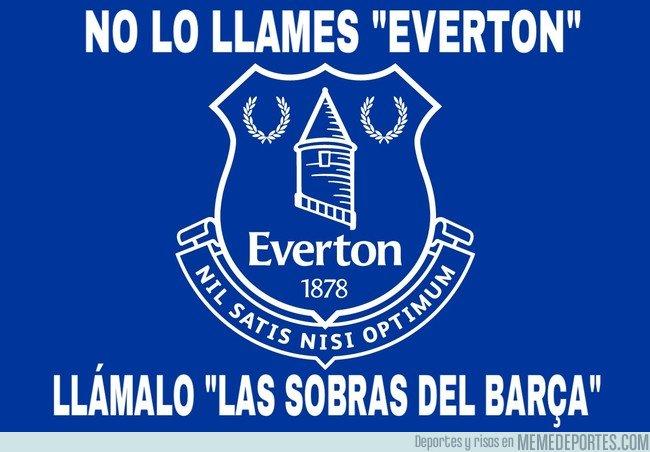 1047253 - ¿Fichajes del Everton o sobras del Barça?