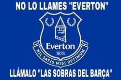 Enlace a ¿Fichajes del Everton o sobras del Barça?