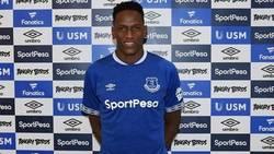 Enlace a Yerry Mina ya tiene su canción entre los aficionados del Everton