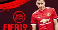 Enlace a Lingard se queja a EA de su peinado en el FIFA y la gente se lo toma a guasa