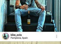 Enlace a Todo el mundo se está riendo con el Instagram de Kike Sola al descubrir su máxima curiosidad