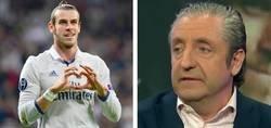 Enlace a El doble rasero de Pedrerol con Bale cuando Cristiano Ronaldo está en el Real Madrid y en la Juventus