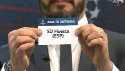 Enlace a El Huesca en un futuro si sigue en esta buena forma...