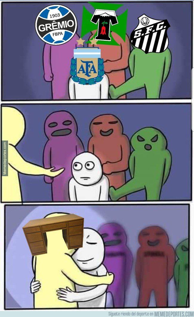 1048908 - CONMEBOL en estos momentos