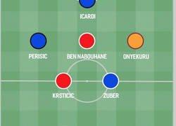 Enlace a Los mejores onces posible combinados para cada uno de los 4 bombos del sorteo de  Champions League