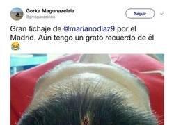 """Enlace a Exportero rojiblanco publica el """"grato y asqueroso recuerdo"""" en la cabeza que le dejó Mariano y Twitter se parte"""