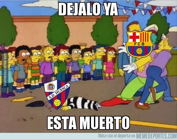 1049352 - El Barça sin piedad contra el Huesca