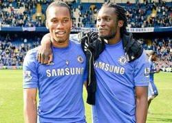 Enlace a Lukaku iguala a goles a Drogba con muchos menos partidos