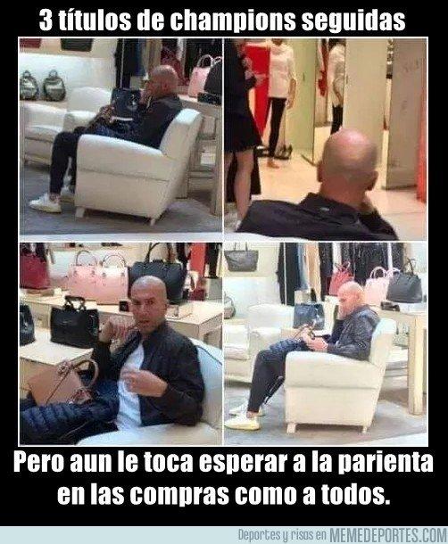 1049758 - La vida de Zidane fuera del Madrid