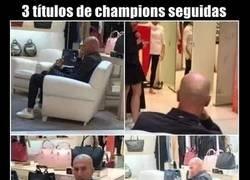 Enlace a La vida de Zidane fuera del Madrid
