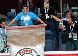 Enlace a Maradona ya listo para dirigir a Dorados