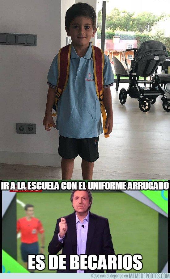1049903 - Thiago Messi ha quedado... ¡RETRATADO!