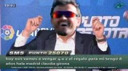 Enlace a Luis Enrique después de golear 6-0