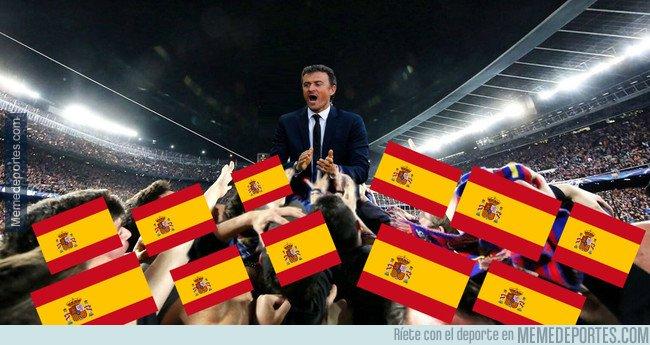 1050170 - Así está España con Luis Enrique después de sus dos victorias con la selección como entrenador