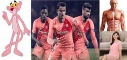 Enlace a Otros parecidos con la 3ª equipación del Barça
