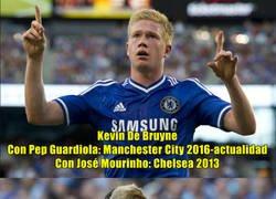 Enlace a 12 jugadores que entrenaron con Guardiola y con Mourinho