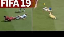 Enlace a Esta jodida locura es el modo sin reglas del FIFA 19