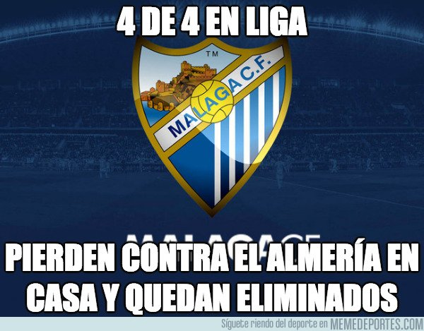 1050282 - El Málaga en la Copa del Rey