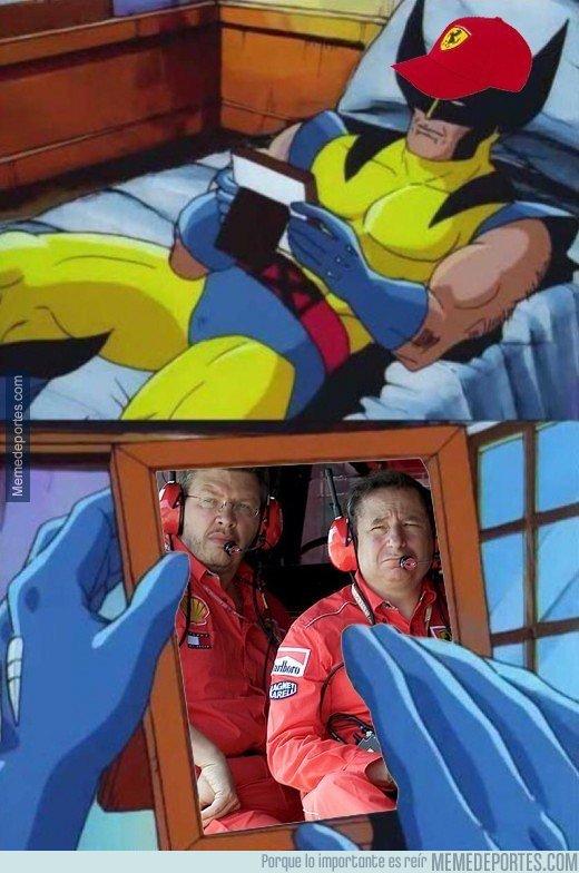 1050503 - Los tifosi de Ferrari ahora mismo
