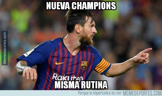 1050690 - Messi vuelve a marcar otro golazo