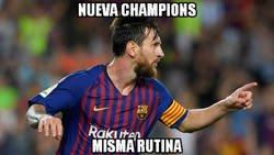 Enlace a Messi vuelve a marcar otro golazo