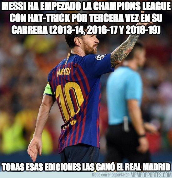 1050711 - Messi lanza el gafe al aire, ¿qué pasará este año?