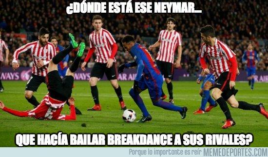 1050809 - Echamos de menos a este Neymar