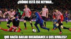 Enlace a Echamos de menos a este Neymar