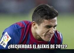 Enlace a El viejo Alexis ha regresado