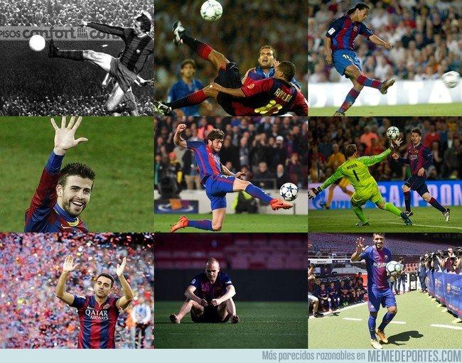 1051302 - Ayer cumplió años el Camp Nou. El recinto de grandes momentos históricos del Barça