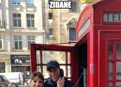 Enlace a Suena Zidane para el Manchester United