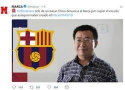 Enlace a La surrealista denuncia al Barça