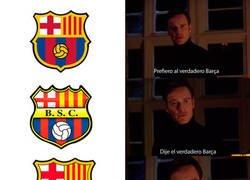 Enlace a El Verdadero Barça