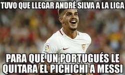 Enlace a André Silva tenía que ser