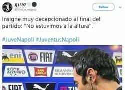 Enlace a El Nápoles no dió la talla, por @Vivo_e_vegeto