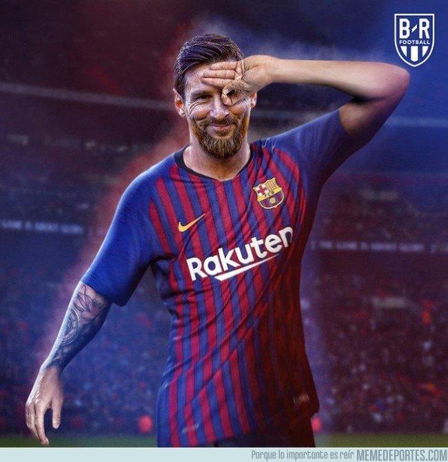 1052279 - Messi enseña a los Spurs como se hace #MessiChallenge