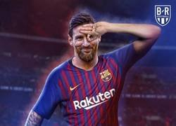 Enlace a Messi enseña a los Spurs como se hace #MessiChallenge